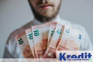 Kredit trotz negativer Schufa und Arbeitslosigkeit