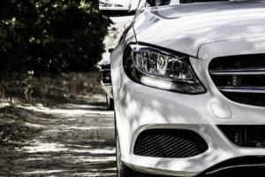 Auto als Sicherheit